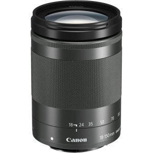 Canon EF-M 18-150 mm F3.5-6.3 IS STM čierny (1375C005AA)