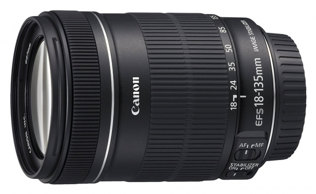 Canon EF-S 18-135mm F3.5 - 5.6 IS Zoom (3558B005)